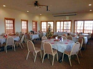 Plan the perfect holiday celebration at the Preserve Resort in the Smoky Mountains