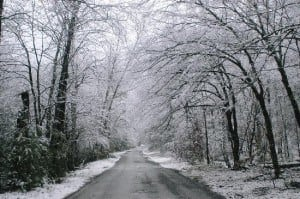 winter things to do in Cades Cove