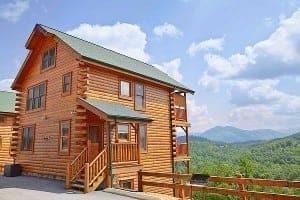 Heavenly Daze Pigeon Forge cabin rental