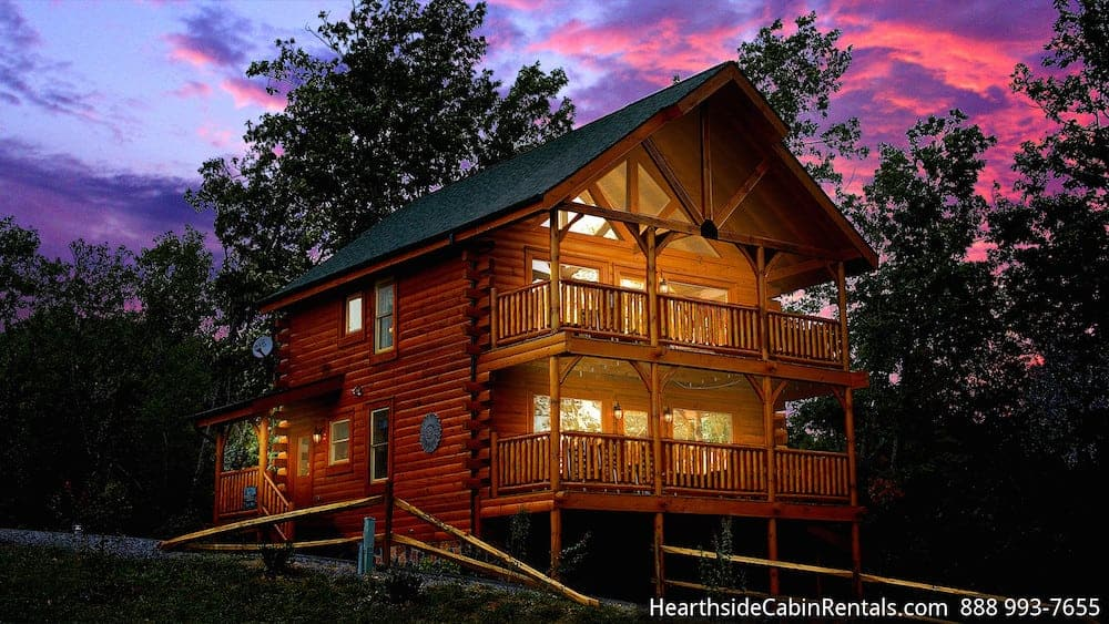 5 Tips For Choosing The Best 3 Bedroom Pigeon Forge Cabin For Your Next Vacation