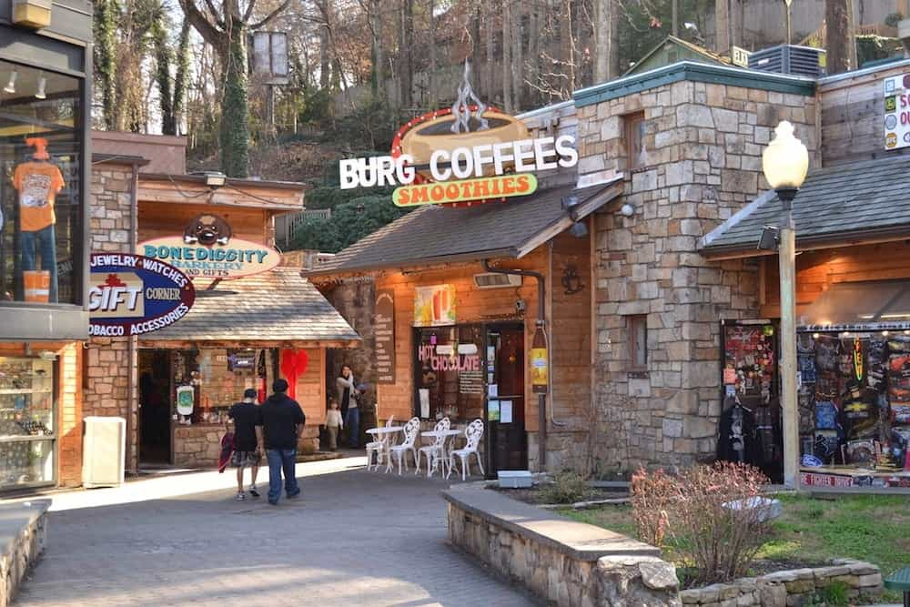 Top 6 Coffee Shops In Gatlinburg Tn And Pigeon Forge Tn