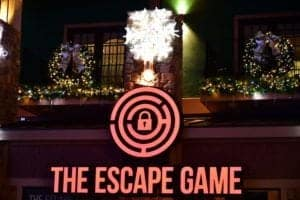 The Escape Game in Pigeon Forge.