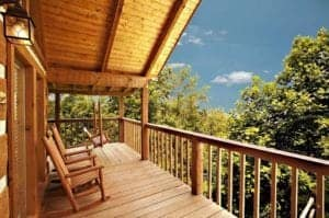 1 bedroom cabin in Pigeon Forge