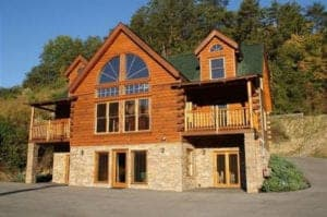 5 bedroom cabin in gatlinburg