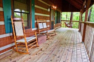 garden of eden cabin in pigeon forge tn