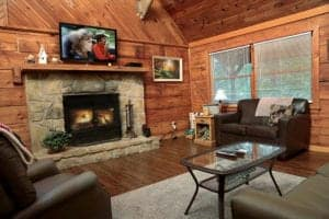 our mountain memories cabin in pigeon forge