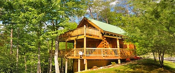 2 bedroom cabin in Pigeon Forge