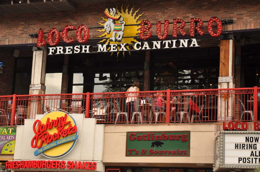 loco burro fresh mex cantina