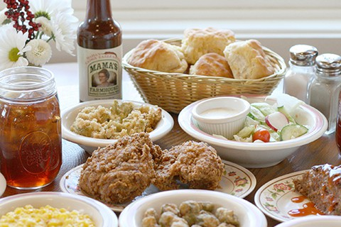 mamas farmhouse food